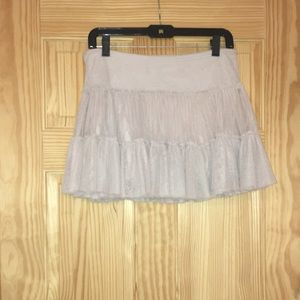 Topshop Light powder pink tulle skirt